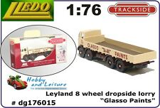 Lledo Trackside Leyland 8 Wheel Dropside Glasso Paints