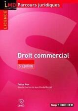 Droit commercial Giron  Patrice Occasion Livre
