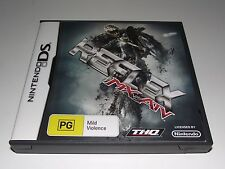 Reflex MX Vs ATV Nintendo DS 2DS 3DS Game *Complete*