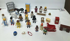 Lot of Playmobil People Figures & Accessories