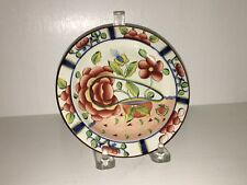 Staffordshire Pearlware Gaudy Dutch Plate Oyster Pattern Mint Ca. 1820