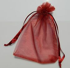 10 20 Organza Wedding Party Favor Decoration Gift Candy  Sheer Bags Pouches