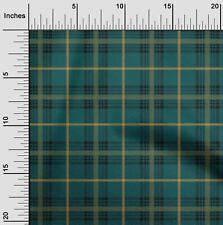 oneOone Tartan Check Decor Fabric Printed By The Meter-CH-1054A_9