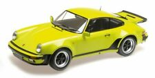 Porsche 911 Turbo Light Green 1977 1:12 Model MINICHAMPS