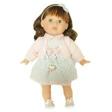 Nines d 'Onil dunkelkhaarige muñeca Tina 45 cm nuevo! de españa! gran regalo!