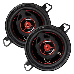 """Audiopipe CSL-1302R 90 Watts Max 4 Ohms 3.5"""" Two-Way Coaxial Car Audio Speakers"""