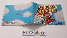 Nintendo NES - Super Mario Bros 2 - Notice / Instruction Manual
