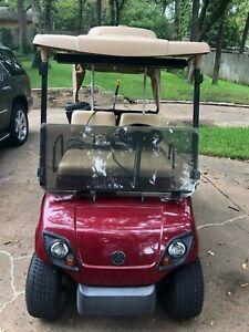 2006 Yamaha G22E 48V Golf Cart