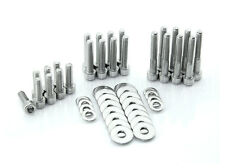 Stainless Steel Rocker Cover Bolt Kit for Nissan CA18DET 200SX S13