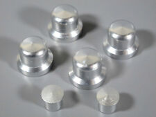 Aluminum Front & Rear Hubs Cover Wheel Nut Tamiya 1/14 King Grand Knight Hauler