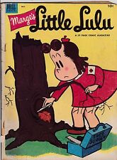 Marge's Little Lulu #59 GD- 1.8 1953 Dell See my store