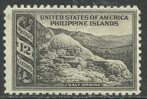U.S. Possession Philippines stamp scott 388 - 12 cents issue of 1935  - mlh  #11