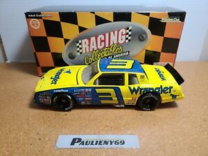 1984 Dale Earnhardt Sr #3 Wrangler Daytona Chevy RCR 1:24 NASCAR RCCA MIB