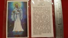 Oracion De La Santa Muerte Holy Death Holy Prayer Card Spanish Estampas