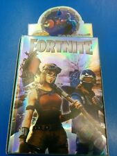 Fortnite Trading Card game new cards pack of 40 mix cards (English version)
