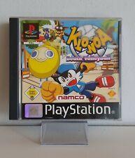 Klonoa Beach Volleyball für Playstation 1 / PS1 OVP+Anleitung  A5238