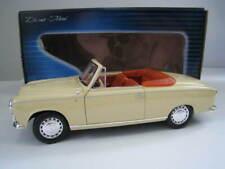 Peugeot 403 Cabriolet  in Aprikose 1964  Solido 8165  Maßstab 1:18  OVP