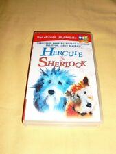 Hercule et Sherlock VHS Christophe Lambert Richard Anconina