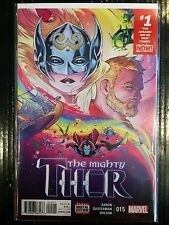 Mighty Thor (Vol 2) #15 NM- 1st Print Free UK P&P Marvel Comics
