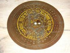 "WKII ti salvezza nel vincitore CORONA SYMPHONION bechplatte 19,5cm Christmas DISC 7 5/8"""