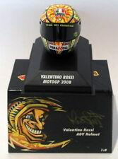 Minichamps 1/8 Scale 398 080046 - AGV Helmet Moto GP 2008 V. Rossi
