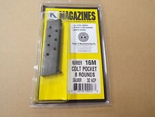 Colt 1903 pocket pistol magazine by Triple K - Model 16M