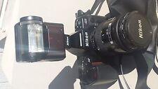 NIKON N8008 35mm SLR Camera With Nikon 28-85mm Lens and SB-20 Flash - PRICE CUT!