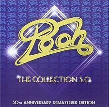 Pooh - The Collection 5.0 (Deluxe Edition 50th Remastered) [5 CD] WM ITALY