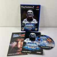 WWE Smackdown Here Comes The Pain Playstation 2 (PS2)