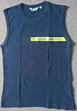 Levis Mens Sleeveless T Shirt . Size L