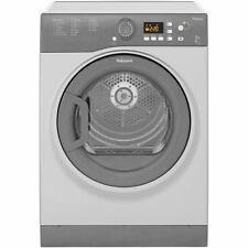 Hotpoint FTVFG65BGG B Rated 6Kg Vented Tumble Dryer Graphite New