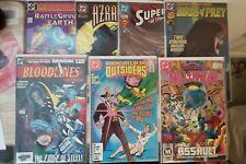 DC Comics grab bag vol.1(DC,80s,90s)Birds of Prey Outsiders Azrael