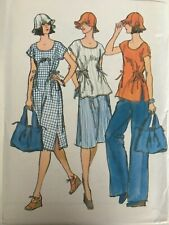 1196 By John Frederics 1960s Vintage VOGUE Sewing Pattern SIZE:21 1//2 HAT