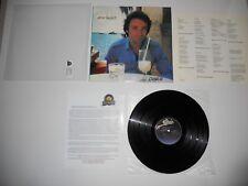 Steve Hackett (Genesis) Cured Epic '81 1st Mint USA Press ULTRASONIC Clean