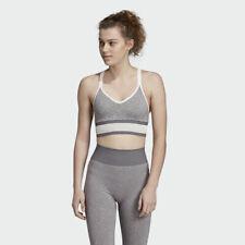Adidas Women's All Me Wanderlust Seamless Long Sports Bra XS DZ5599