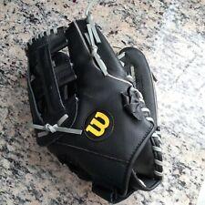 New listing Wilson Elite A2449 13 inch Softball Glove Right Hand Throw RHT Black Leather