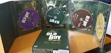 OLD BOY ULTIMATE EDITION DVD SET 4 DISCS - EDITION ULTIME FRENCH