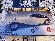 Lindberg 31 Bugatti Royale Victoria 1/24 Kit k