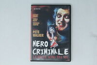 DVD NERO CRIMINALE HORROR D'ESSAI 1974 DAVIES, KEITH, FAIRFAX [IR-008]
