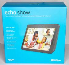 "Echo Show -- Premium 10.1"" HD smart display with Alexa - Charcoal - IN HAND"