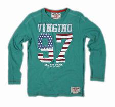 Vingino Langarm Jungen-T-Shirts & -Polos aus 100% Baumwolle