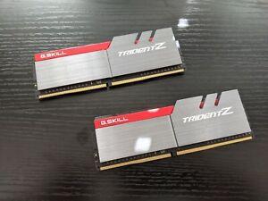 G.Skill Trident Z 3200 MHz 16GB (2x8)