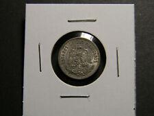Mexico 1937 20 centavos Silver coin (0444)