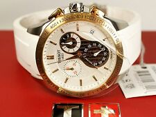 $695 Tissot Men T024.417.27.011.00 Chronograph Watch T0244172701100 Father GIFT