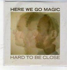 (CZ135) Here We Go Magic, Hard to be Close - 2012 DJ CD