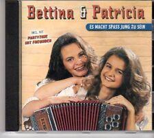 (DM22) Bettina & Patricia, Es Macht Spass Jung Zu Sein - CD