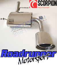 Scorpion Volkswagen Lupo GTI Rear Silencer Box Exhaust Stainless 01-05 SVWB025