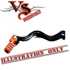 Apico Forged Gear Lever  KTM SX250 SX300 94-15 SXF250 05-10 Models Orange BLACK