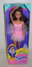 #3433 NRFB Sindy Doll Ballerina Pirouette Danseuse Etoile