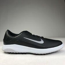 Nike Vapor Pro 'Black Metallic Cool Grey' Golf Shoes Men Size 11.5 AQ2302 001